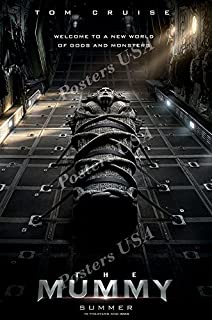 Posters USA - The Mummy 2017 Movie Poster GLOSSY FINISH - FIL025 (24
