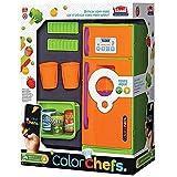 Color Chefs Kit Geladeira Com Som e Luz (+ App), Usual Brinquedos, Sortidos