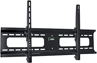 Monoprice Extra Wide Tilt TV Wall Mount Bracket - for TVs 37in to 70in Max Weight 165 lbs VESA Patterns Up to 800x400 Works with Concrete & Brick UL Certified