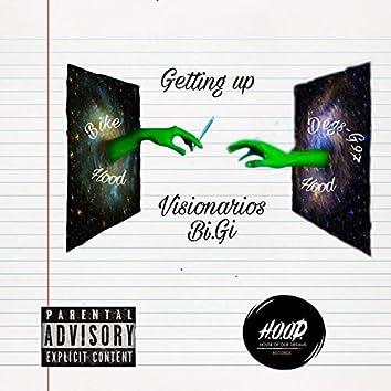 Getting Up (feat. Visionarios Bi Gi & Dlr)