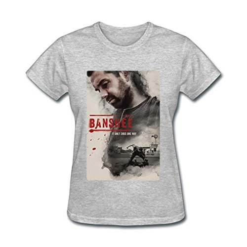 Damen's Banshee Season 4 Poster T shirt XX-Large