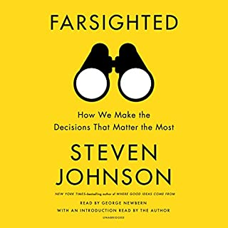 Farsighted audiobook cover art