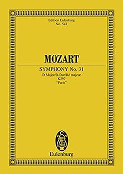 Symphony No. 31 D major: K. 297,