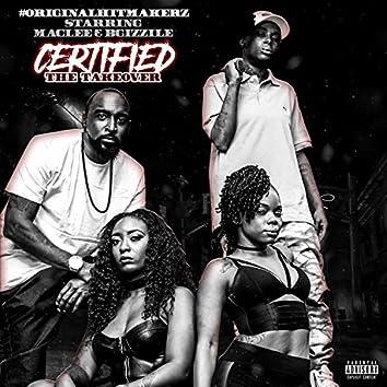 #originalhitmakerz: Certified the Takeover (Amg Mix)