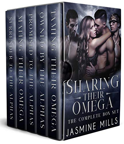 Sharing Their Omega: The Complete Box Set (English Edition)