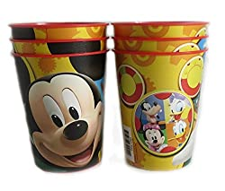 Mickey Mouse clubhouse Plastic party Cups