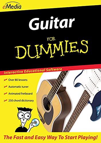 eMedia Guitar For Dummies [PC Download]