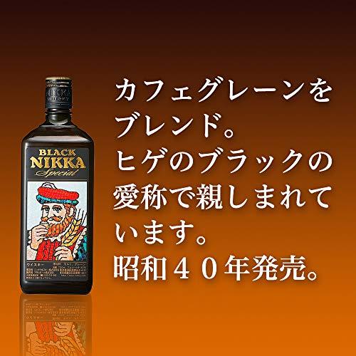『ニッカ ブラックニッカ スペシャル [ ウイスキー 日本 720ml ]』の2枚目の画像
