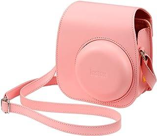 Fujifilm Funda Instax Piel Mini 11 Rosa