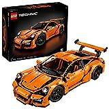 LEGO Technic Porsche 911 GT3 RS Niño 2704pieza(s) Juego de construcción - Juegos de construcción (Negro, Naranja, 16 año(s), 2704 Pieza(s), Niño, 25 cm, 57 cm)