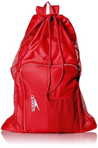 Speedo Unisex-Adult Deluxe Ventilator Mesh Equipment Bag Formula One