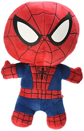 Marvel 81747 Peluche Spiderman Avengers Assemble, 18cm