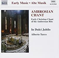 Ambrosian Chant by VARIOUS ARTISTS (1996-05-21)