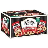 Knott's Berry Farm Strawberry Shortbread Cookies - 36 ct.