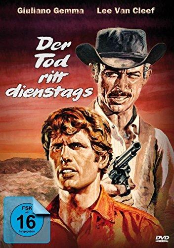 Der Tod ritt dienstags - 50th Anniversary Edition (Filmjuwelen) [DVD]