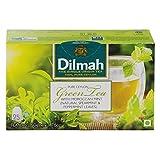 Dilmah Pure Ceylon Green Tea with Moroccan Mint - 25 Tea-Bags