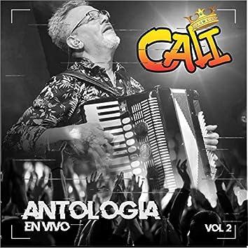 Antología, Vol. 2 (En Vivo)