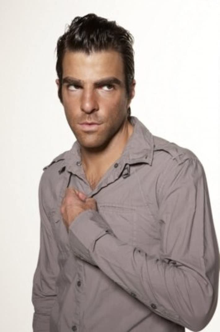 Zachary Quinto 35% OFF Ranking TOP19 - 24X36 Rare FCA #IDP552574 Print Poster