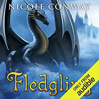 Fledgling     The Dragonrider Chronicles, Book 1              By:                                                                                                                                 Nicole Conway                               Narrated by:                                                                                                                                 Jesse Einstein                      Length: 7 hrs and 22 mins     56 ratings     Overall 4.6