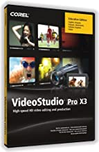 Corel VideoStudio Pro X3 Education Edition [OLD VERSION]