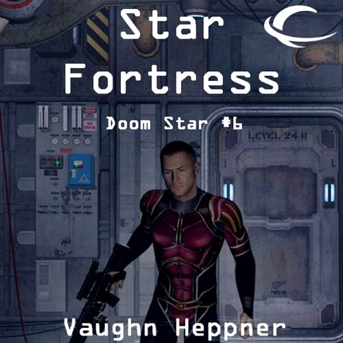 Star Fortress audiobook cover art