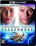 Passengers 4K UHD [Blu-ray]