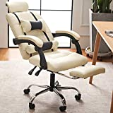 DS- swivel chair Swivel chair - artificial leather office rest dual-use home executive