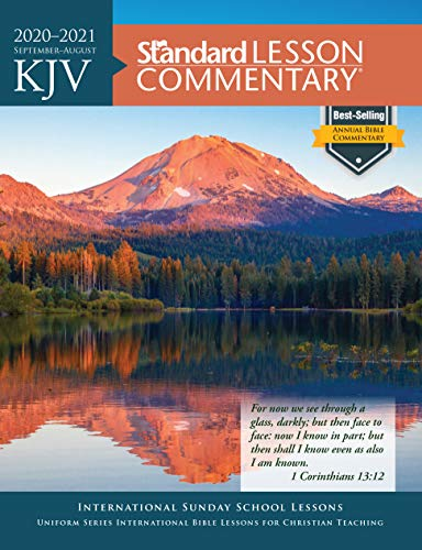 Compare Textbook Prices for KJV Standard Lesson Commentary® 2020-2021  ISBN 9780830779000 by Standard Publishing