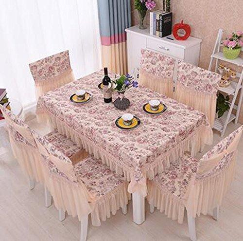 Coussin, chaise de si¨¨ge ¨¦pais, europ¨¦en, tissu de haute qualit¨¦, rev¨ºtements de table costume,150*200CM