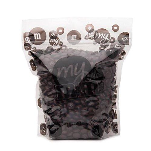 Brown 2 pounds M&Ms Bulk Candy Bag (2lb)