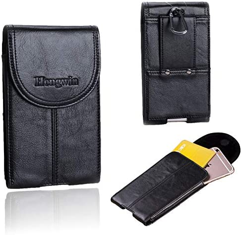 Hengwin Genuine Leather Samsung Note 20 Ultra Holster Galaxy Note 10 9 8 5 4 Case with Belt product image