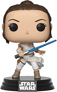 Funko- Pop Star Wars The Rise of Skywalker-Rey Disney Figura Coleccionable, Multicolor (39882)