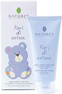 Bios Line Fiori di Cotone Natures Baby Crema Lenitiva - 100 ml