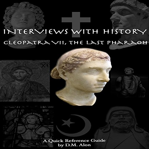 Cleopatra VII, The Last Pharaoh audiobook cover art