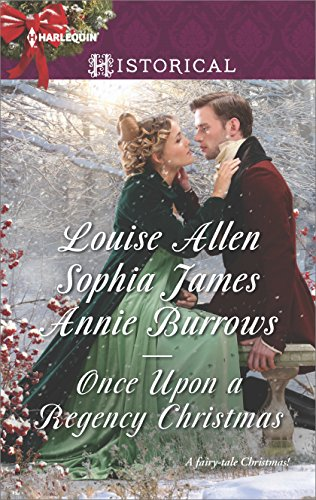Once Upon a Regency Christmas: A Holiday Regency Historical Romance (Harlequin Historical Book 5)