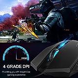 Zoom IMG-1 tecknet mouse gaming raptor da