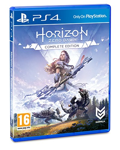 Horizon: Zero Dawn - Complete Edition PS4 [PlayStation 4]