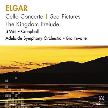 Elgar: Cello Concerto / Sea Pictures / The Kingdom Prelude