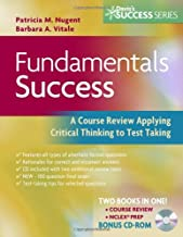 Fundamentals Success: A Course Review Applying Critical Thinking to Test Taking, Second edition (Davis's Success): Two Books in One With Bonus CD-ROM