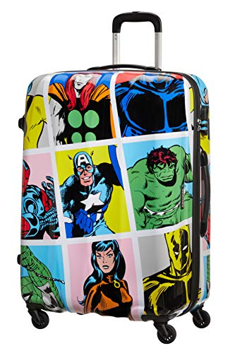 American Tourister Marvel Legends Luggage Suitcase Large (75cm - 88L)