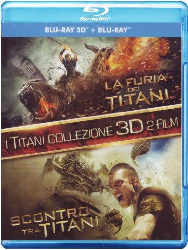 I Titani - Collezione 3D - La furia dei Titani + Scontro tra