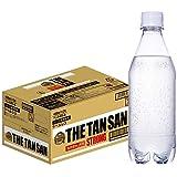 【強炭酸】コカ?コーラ カナダドライ ザ?タンサン ストロング ラベルレス 430ml ×24本