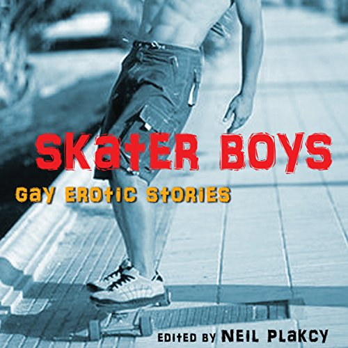 Skater Boys audiobook cover art