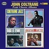 Four Classic Albums (Coltrane Jazz / My Favorite Things / Bags & Trane / Giant Steps) by John Coltrane