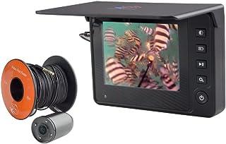5インチモニター搭載 フィッシングカメラ!魚を見ながら釣れる【フィッシングカメラ/50M】