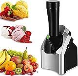 Helado Home Creamer, Fabricante de Fruit Soft Soft Fruit Fruit Fruit, Plata