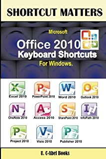 Microsoft Office 2010 Keyboard Shortcuts For Windows