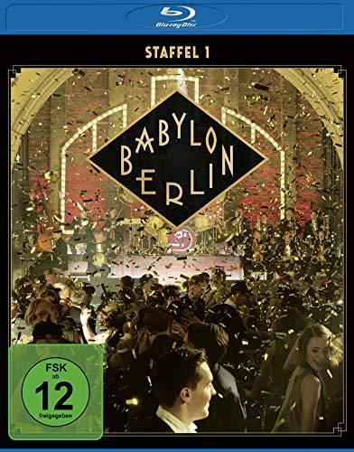 Babylon Berlin - Staffel 1 [Blu-ray]