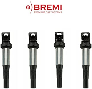 Bremi Direct Ignition Coil (Set of 4) for Mini Cooper Updated Version - Made in Germany