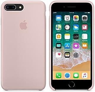 f6c33c31cfa Funda para iPhone 7/8 iPhone 7Plus/8Plus Carcasa Silicona Suave Colores del  Caramelo